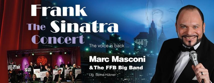 "[fällt aus ] 06. Juni 2020 – ""The Frank Sinatra Concert"""